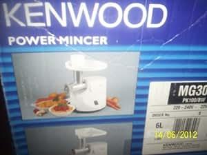 Kenwood Power Mincer Meat Grinder MG300
