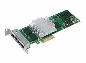 Intel EXPI9404PTLBLK PRO/1000 PT 4-Port Low Profile PCI-E Server Adapter, Bulk
