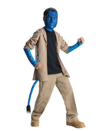boys - Avatar Jake Sulley Child Dlx Md Halloween Costume