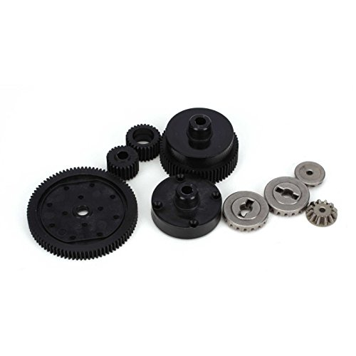 Transmission Plastic Gear Set: 1:10 2wd All