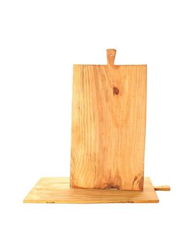 Reproduction Square Bread Board