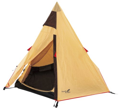 North Eagle(ノースイーグル) テント ワンポールテント mini200 [1~2人用] NE157