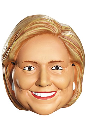 Hillary Clinton Mask Adult Halloween Costume Idea