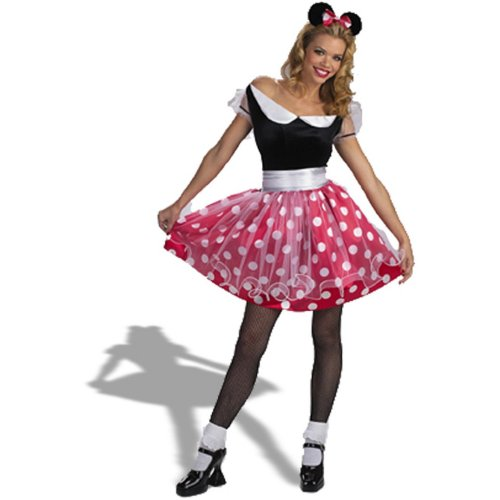 Disguise Womens Disney Minnie Mouse Adult Costume