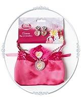 Princesses Disney - Belle au bois dormant - Aurore - Accessoires sac et bijoux