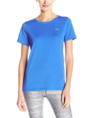Under Armour Camiseta Manga Corta Ua Hg Ss Azul