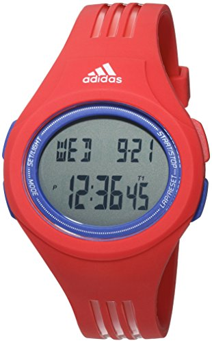 adidas-Mens-Uraha-Quartz-Plastic-and-Polyurethane-Casual-Watch-ColorRed-Model-ADP3270