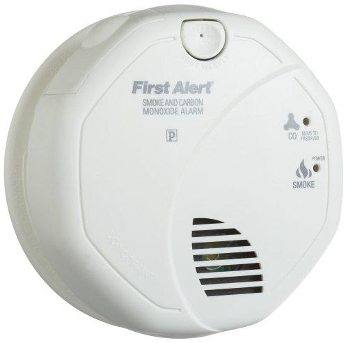 First Alert Carbon Monoxide Detector Beeping Battery