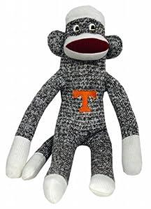 NCAA Tennessee Volunteers Plush Sock Monkey
