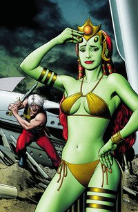 Jack of Fables #43