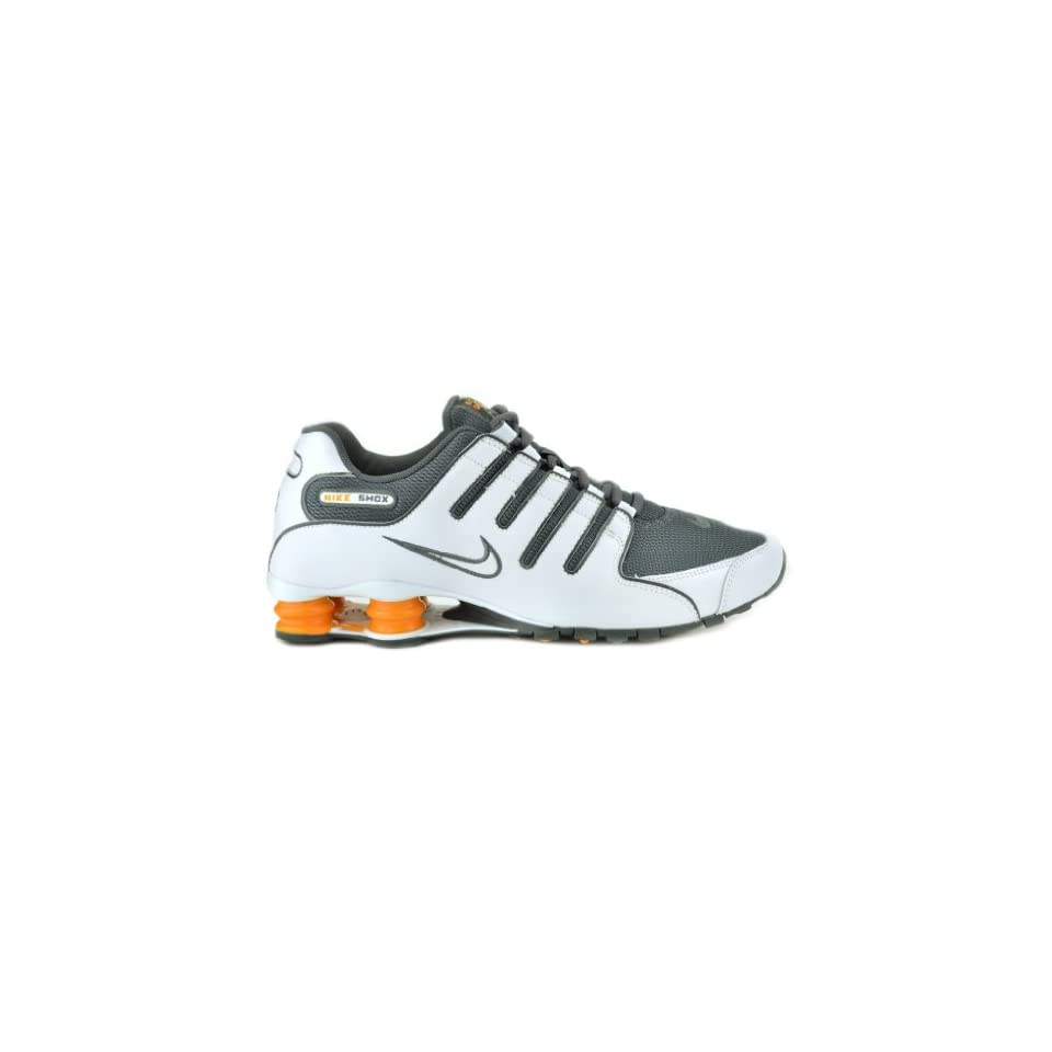 f6ea070f2e6e11 Nike Shox NZ White Grey