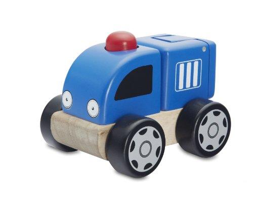Wonderworld Baby Police Car front-958212