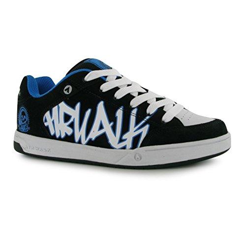 airwalk-outlaw-skate-shoes-junior-boys-blk-white-blue-trainers-sneakers-footwear-uk-5-eu-38