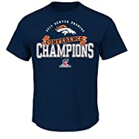 NFL Denver Broncos Men's Conference Choice VI Tee from VF LSG