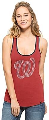 MLB Women's Clutch Tank Top