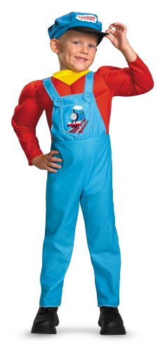 Thomas Classic Muscle Costume - Toddler Small