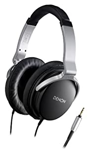 Denon AH-D1100 Advanced Over-Ear Headphones (Black)