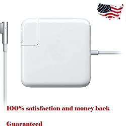 Koea ® Macbook Pro Charger 60w Magsafe Power Adapter Charger for MacBook and 13-inch MacBook Pro