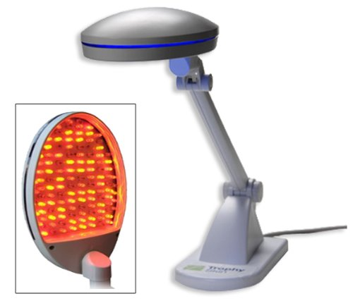 Trophy Skin Red MD - High Power LED Hands Free Anti Aging Light Therapy