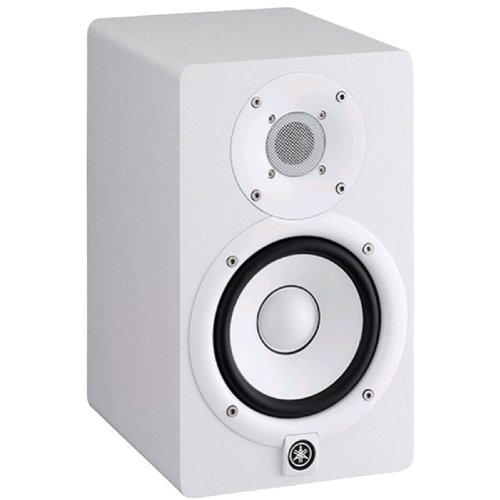 Yamaha HS5 W monitor DJ studio bi-amplificato 2 vie alta qualità cassa attiva70W