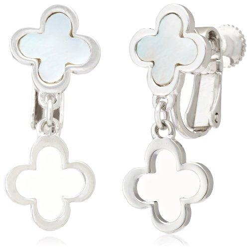Plus Vendome Plus Vendome baby clover earrings PVNE3215 MP