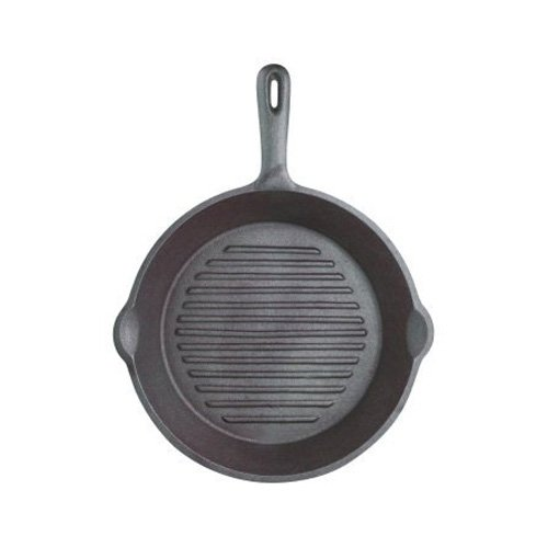 Kitchen-Craft-KCCIRD-Clearview-Sartn-parrilla-redonda-de-hierro-fundido-24-cm