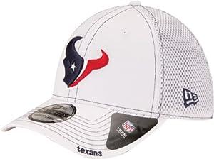 NFL Houston Texans Neo 3930 Cap, White by New Era