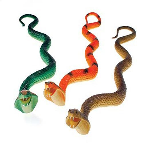 Life-Like Cobra Snake