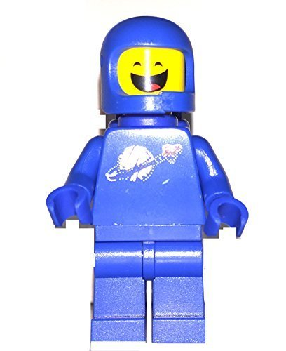 The LEGO Movie - Benny Minifigure with dual-sided face from set 70818 - 1