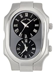 Philip Stein Teslar Large Watch 2-G-CB