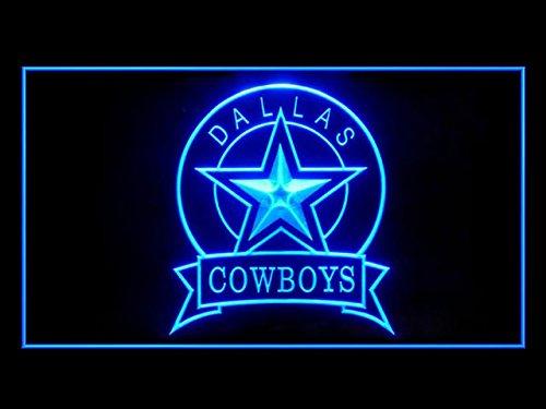 Dallas Cowboys Neon Light, Cowboys Neon Sign, Neon Cowboys