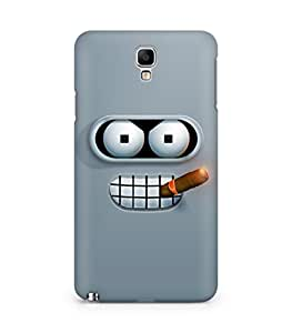 AMEZ Bender Back Cover For Samsung Galaxy Note 3 Neo