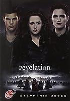 Saga Twilight - Tome 4 - Revelation (avec affiche en couverture)