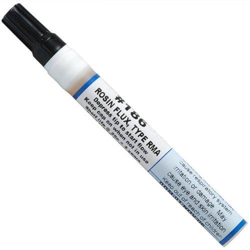 kester-186-soldering-flux-pen-rosin-low-solids-lead-free-10ml-model-83-1000-0186
