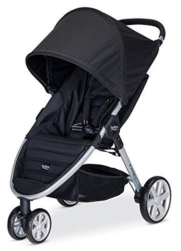Britax B-Agile 3 Stroller, Black