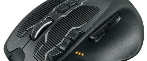 LOGICOOL 【FF14正式推奨】 充電式ゲーミングマウス G700s