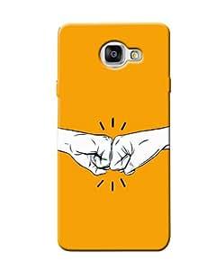 Citydreamz Back Cover For Samsung Galaxy A7 2016 Edition