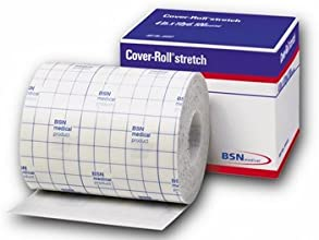 Beiersdorf 55482000 Compression Bandage Cover-roll Stretch Polyester 4 Inch X 2 Yard Nonsterile 4554