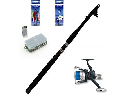 Telescopic Mackerel Fishing Starter/Travel Set