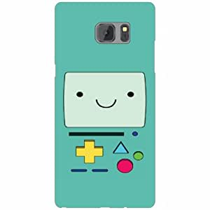 Samsung Galaxy Note7 Back cover - Sign Designer Cases