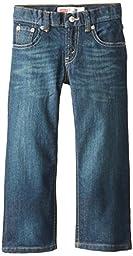 Levi\'s Little Boys\' 505 Regular Fit Jean, Cash, 4T