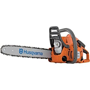 Factory-Reconditioned Husqvarna 952991675 34.4cc Gas 14-in Rear Handle Chain Saw (Class B)
