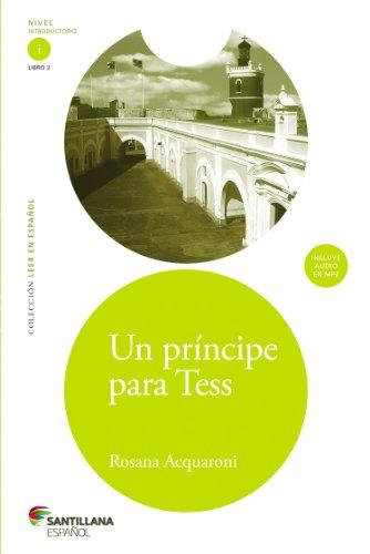 Un Principe Para Tess (Leer En Español)