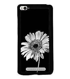 Beautiful Flower 2D Hard Polycarbonate Designer Back Case Cover for Xiaomi Mi 4i :: Xiaomi Redmi Mi 4i