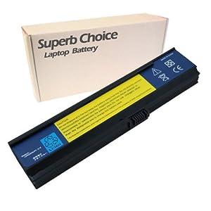 Acer Aspire 3680 3680-2022 3680-2103 3680-2108 3680-2233 3680-2249 3680-2301 3680-2419 3680-2472 3680-2513 3680-2626 3680-2633 3680-2663 3680-2682 3680-2974 ZR1, Laptop Battery - Premium Superb Choice® 6-cell Li-ion battery