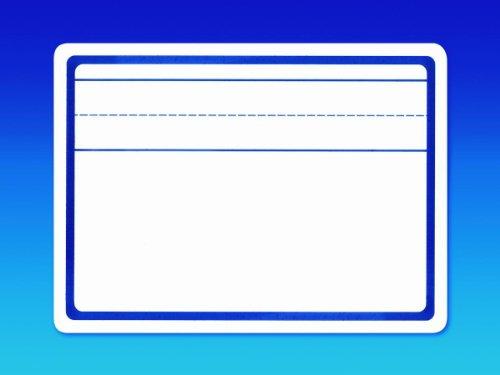 Flipside 10014 - Dry Erase Story Board - Bulk - 9 X 12 - Case Of 24