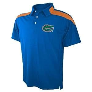 Florida Embroidered Logo Polyester Polo Shirt