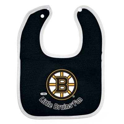 Bib Boston Bruins Black Baby Bib National Hockey League Hokey Nhl Sport Team University College Fan Accessories jerry spinelli hokey pokey