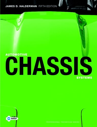 Automotive Chassis Systems (5th Edition)
