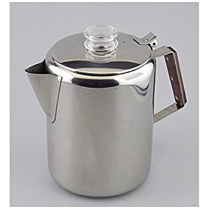 Rapid Stainless Stovetop Coffee Percolator Best Made In